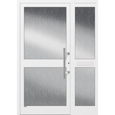 T120; Glas: Gothic weiß