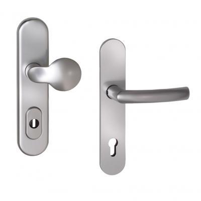 2101* bei RC2 Tür einsetzbar / 2102* bei RC3 Tür einsetzbar